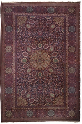 A TABRIZ CARPET OF ARDABIL DES