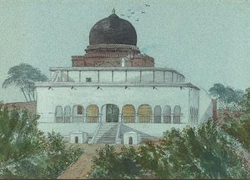 The Mausoleum at Hissar