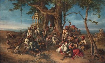 AUGUST THEODOR SCHOEFFT (HUNGA