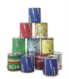 Paint Cans (from Dear Ketel On
