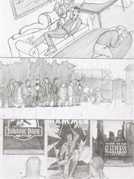 Dream Drawing (Jughead has an