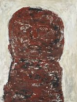 Untitled (Colossus Head)