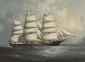 The Clipper Ship Invincible