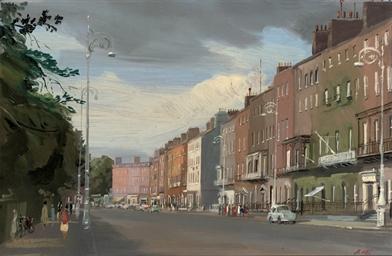 Merrion Square, Dublin