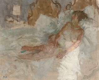 The Venetian Bed, Nude