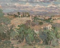 Stormy Sky, San Gimignano