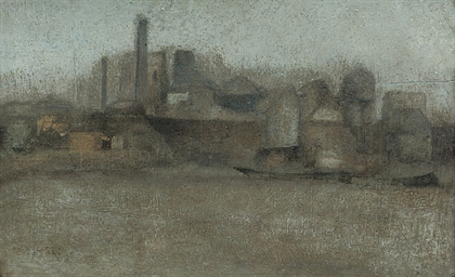 The Flour Mills, Battersea