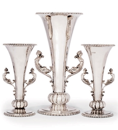 A MATCHED SUITE OF THREE SILVE