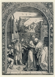 Joachim and Saint Anna meet at
