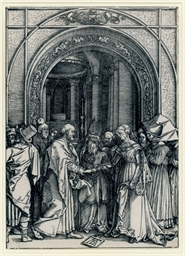 The Betrothal of the Virgin, p