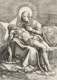 Pietà (Bartsch 41; Hollstein 5