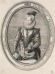 Contesse Françoise d'Egmond (B