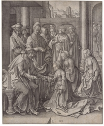 Esther before Ahasuerus (Barts