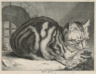 The Large Cat (Duthuit 46; Hol