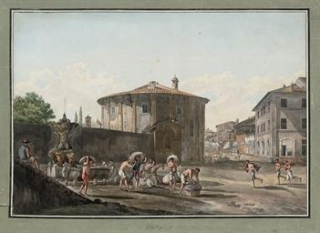 Tempio di Vesta a Roma