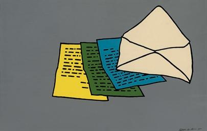 The Letter (Cristea 3)