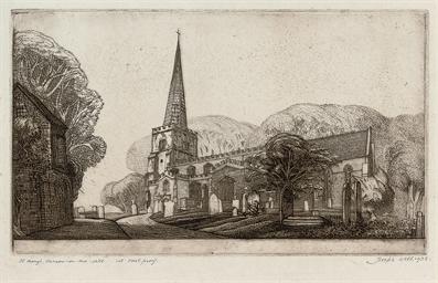 St. Mary's Harrow-on-the-Hill