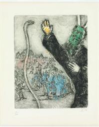 Moïse et le Serpent, Plate 28