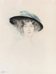 Liane de Pougy - Le Chapeau á