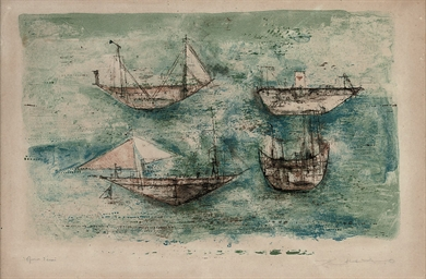 Voiles a la Mer (Heede & Moest