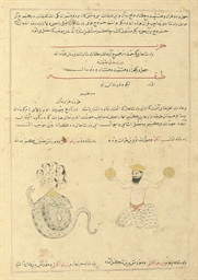 AN ILLUSTRATED FOLIO FROM THE