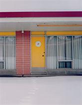 No. 48, Cadillac Motel, 2005, from the series Niagara