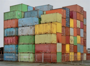 Container Yard #1, Seattle, 20