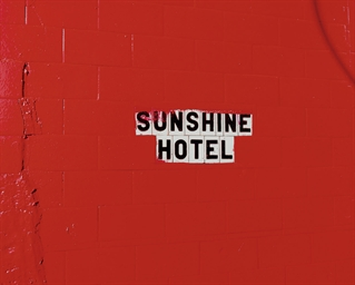 Untitled (Sunshine Hotel), New