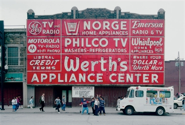 Former Werth Appliance Center,