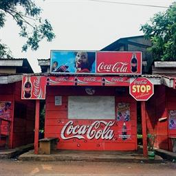 Coca Cola Shack, Kampala, Ugan