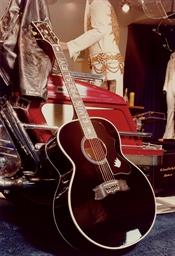 Graceland (Elvis's guitar), 19