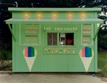 The Sno-House, US11, Mississippi, 1980
