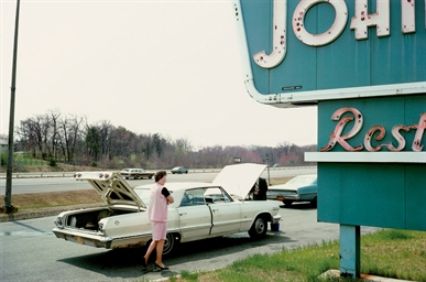 Massachusetts Turnpike, 1973