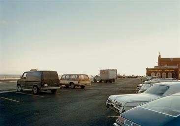 Santa Monica Pier, 1979, from