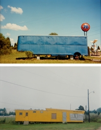 Blue Trailer, Near Demopolis,