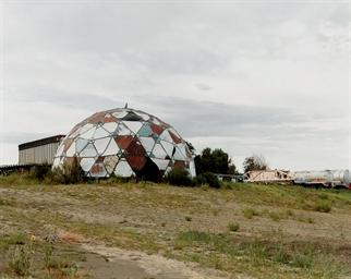 Ruins of Drop City, Trinidad,
