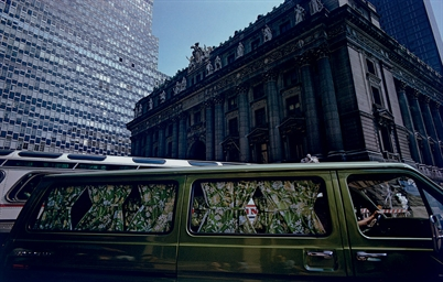 Customs House, Green Van, #1 B
