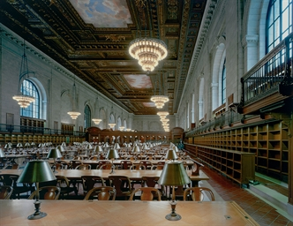 NY Public Library, Reading Roo