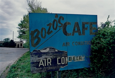 Tennessee (Bozo Cafe), 1972