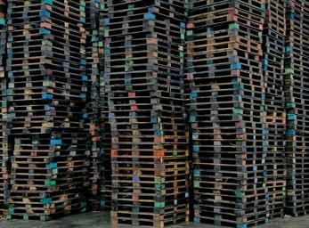 Pallets #2, Seattle, 2003