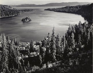 Emerald Bay, Lake Tahoe, 1940