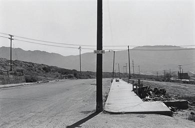 Butte, Montana, 1970