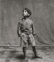 Cuzco Newsboy, 1948