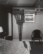 Camera Obscura Image of the Eiffel Tower, In the Hotel Frantour, 1999