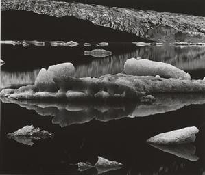 Mendenhall Glacier, 1973