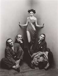 Ballet Society, 1948