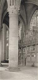 A Pillar of Chartres, 1906