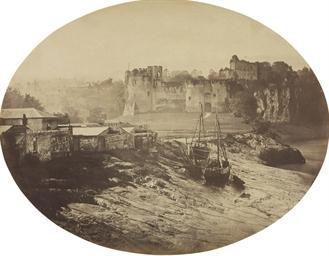 Chepstow Castle, ca. 1855