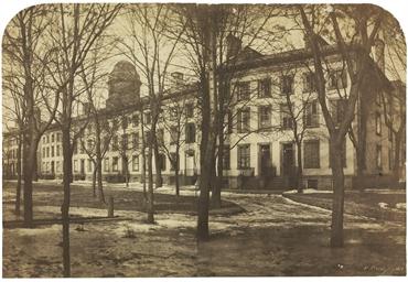 Columbia College, 1855