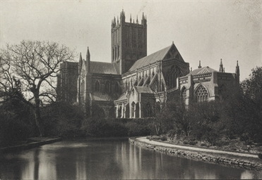Cathedral on the River, c. 190